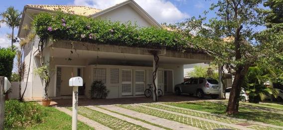 Casa Com 3 Dormitórios À Venda, 170 M² Por R$ 700.000 - Alphaville - Campinas/sp - Ca0280