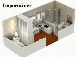Complejo Loft Departamento Obrador Campo Depto 34