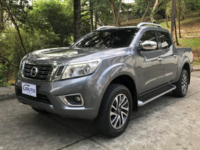 Nissan Frontier Np300 At 2.5cc 4x4 Diesel 2017