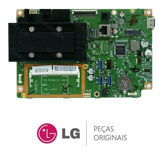 Placa Main All In One Lg Eax66752601 Ebr81190327 Original