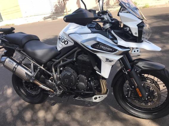 Triumph Tiger 1200 Branco 2019