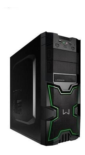 Computador Desktop I3 7100,ssd 240gb,4gb Ram,500gb De Hd