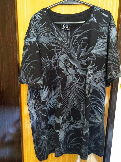 Camiseta Floral Bluestell