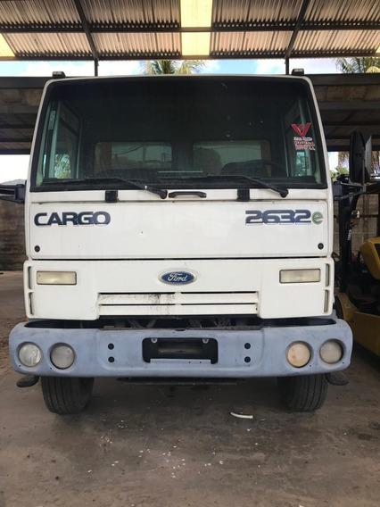 Ford Cargo 2632 2632e