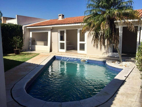 Casa Com 4 Dormitórios À Venda, 350 M² Por R$ 1.650.000 - Alphaville 09 - Santana De Parnaíba/sp - Ca3490