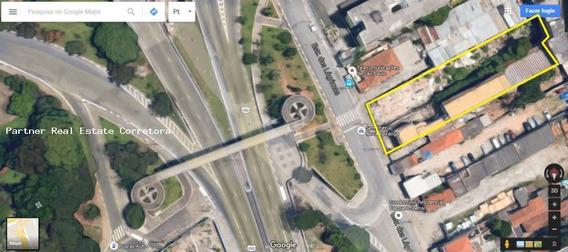 Terreno Para Venda Em São Paulo, Ipiranga, 1 Dormitório, 1 Banheiro, 1 Vaga - 2835_2-1013317