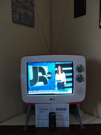 Tv 14 Polegadas LG Vintage Edição Limitada