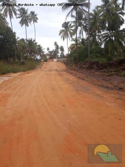 Terreno Para Venda Em Maragogi, Centro - Te-013