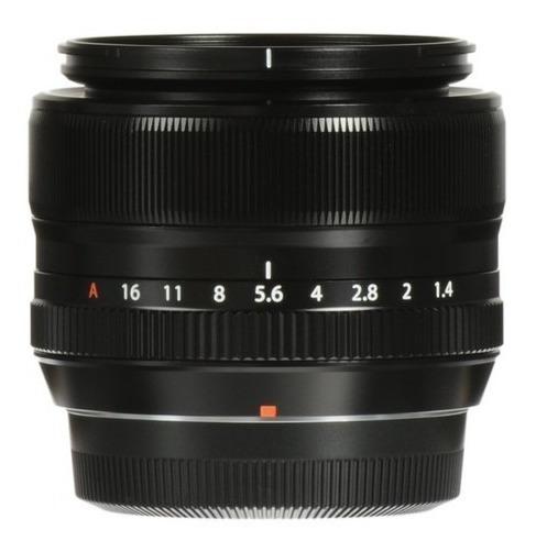 Lente Fujinon Xf35mmf1.4 R / Fujifilm Xf 35mm F/1.4 R + Nf