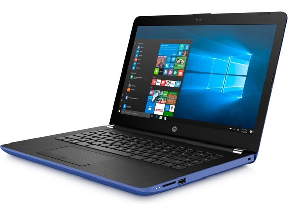 Notebook Hp 14 Polegadas 4gb Ram 64gb Win10+cartao Sd Brinde