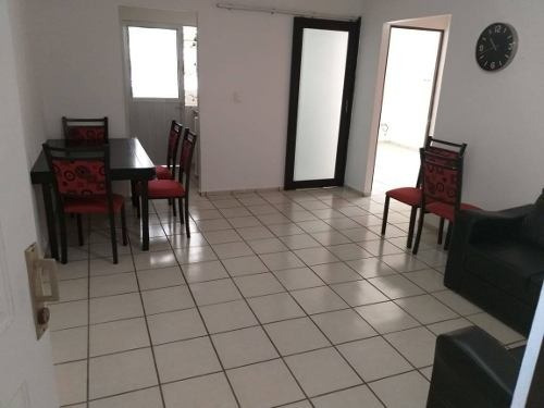 Departamento En Renta Calle Plan De Ayutla, Unidad Bicentenario., Ciudad Del Camen