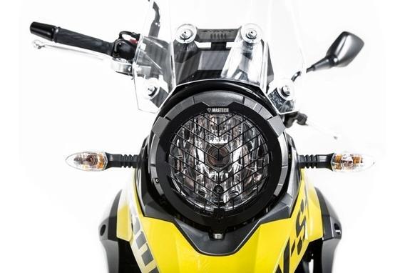 Protector Faro Optica Delantera Suzuki V Strom 250 Mastech
