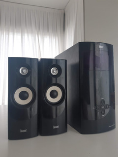 Set Buffer Revolution Series Con Dos Parlantes Para Tv/pc
