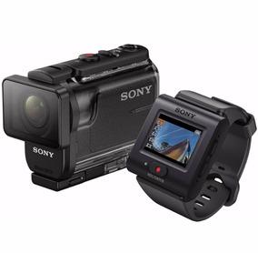 Filmadora Sony Hdr As50 Action Cam Com Controle Remoto