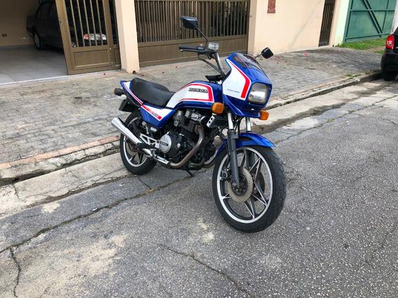 Honda Cb 450e - Esporte