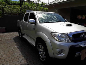 Toyota Hilux Srv Cd 4x4 3.0 Diesel