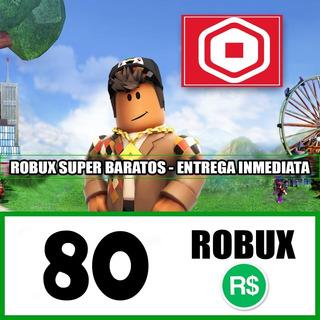 80 Robux Los Mejores Precios Y Para Todas Las Plataformas