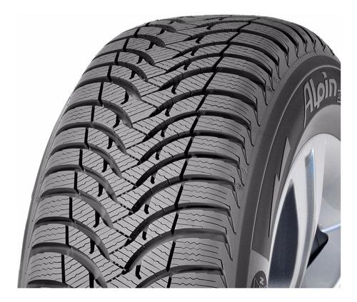 Kit 2 Neumaticos Michelin 175/65 R 14  Alpin A4 Para Nieve