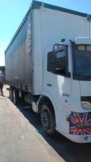 Imagem 1 de 4 de Caminhão Truck 2007 Mb 2425 Atrgo