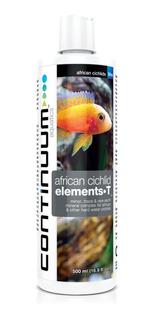 Acondicionador Acuario - African Cichlid 500ml Vitaminas