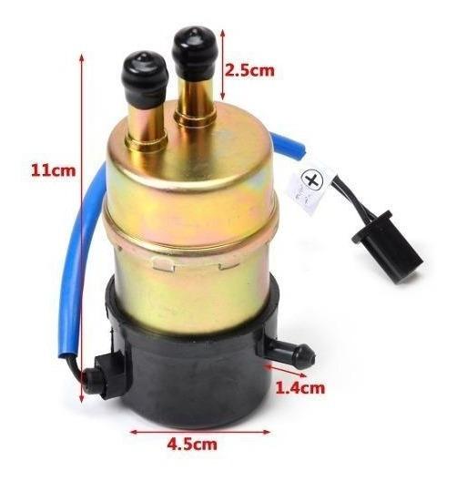 Bomba Combustível Gasolina Cbr 600 F3 / F4