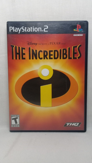 The Incredibles Ps2 Original