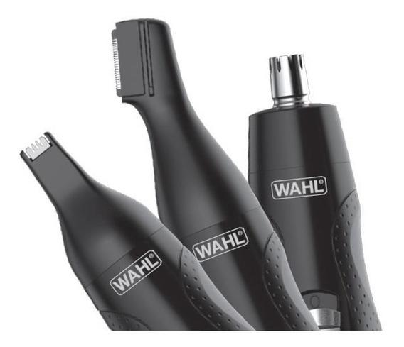 Wahl Cortapelo Nariz Body 3 En 1 (tienda Oficial)