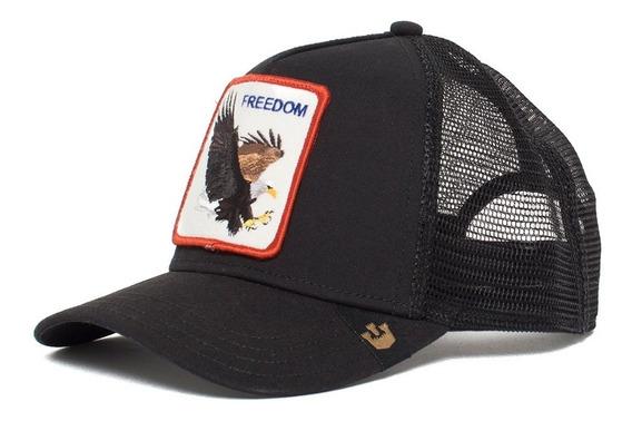 Gorras Goorin Bros Baseball Freedom Trucker Águila Unisex