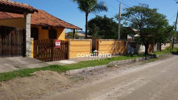 Maravilhosa Casa Em Cordeirinho - Maricá - Ca3615