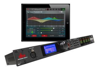 Dbx Driverack Pa2 Procesador Audio Equalizador,crosover,compresor Todo En Uno Con Envio Gratis