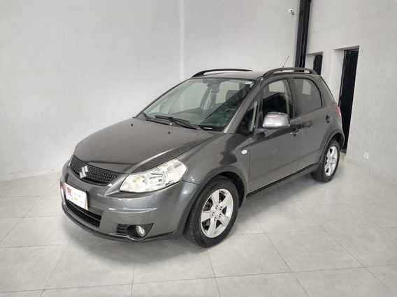 Suzuki Sx4 Awd 2.0 16v-at Gas. (imp) 4p 2010