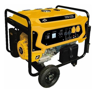 Generador Ptk 7,5kw 7500w Motor De 15 Hp Modelo Gg17680