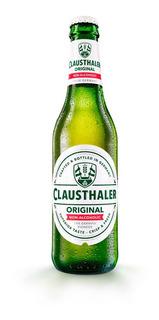 Caja X24 Cerveza Clausthaler Porron 330 Ml Sin Alcohol