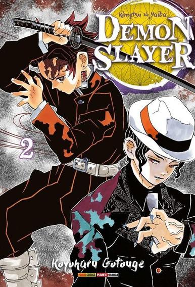 Demon Slayer: Kimetsu No Yaiba - 2