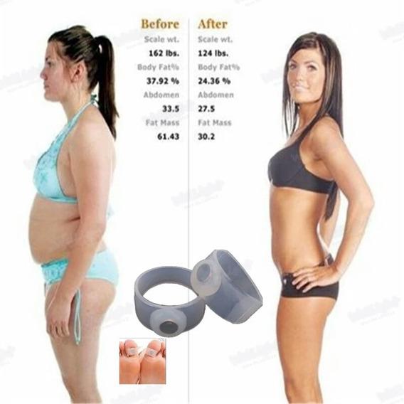 Anel Emagrecedor Magnetico Emagrecer Mulher Homem Perca Peso