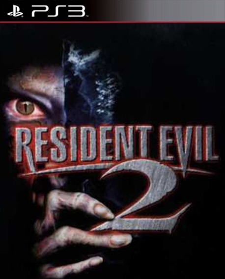 Resident Evil 2 Classico Do Ps1 - Psn Ps3 Play 3