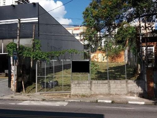 Terreno À Venda, 407 M² Por R$ 2.650.000 - Vila Galvão - Guarulhos/sp - Te0032