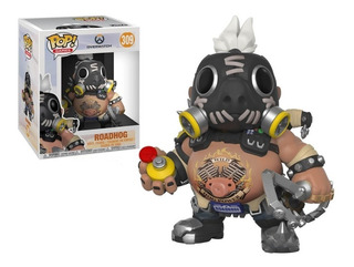 Funko Pop! Roadhog 309 - Overwatch Muñeco Collecionable