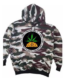 Blusa Moletom Pineapple Camuflado Banda Hip Hop Rap