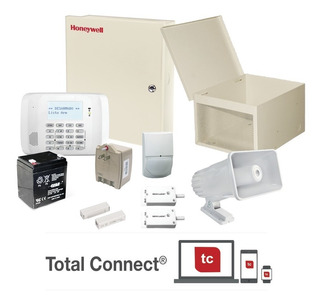 Kit De Alarma Residencial Honeywell Vista48eco