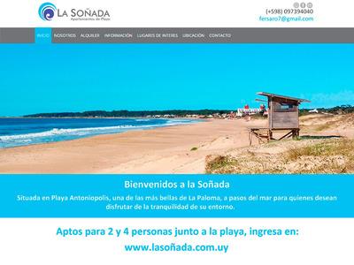 Alquiler En La Paloma Con Vista Al Mar - Junto A La Playa