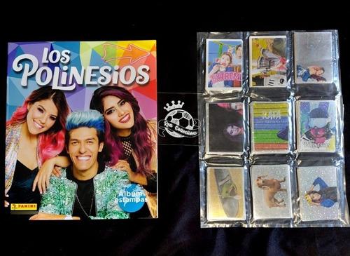 Imagen 1 de 1 de Los Polinesios Álbum + Set Completo De Estampas A Pegar