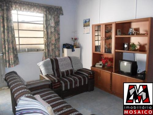 Imagem 1 de 17 de Casa Térrea, Ótima Localização Para Comércio. - 23072 - 34952083