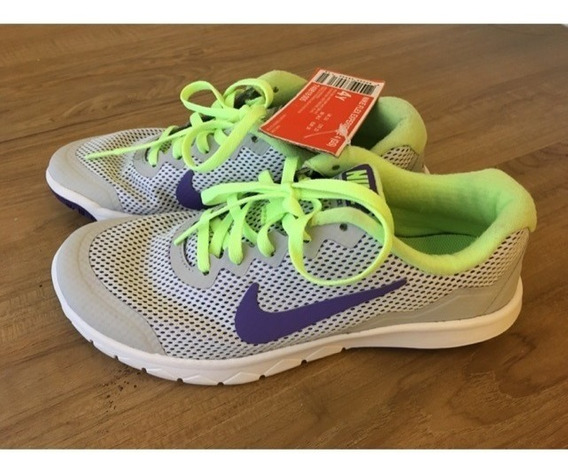 Tenis Nike Flex Experience 4 (gs) 749818-005 Originales