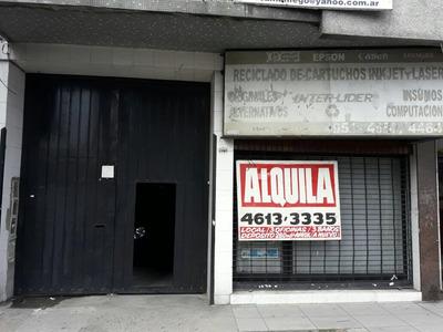 Local Con Deposito S/indep T/dest Entrada Auto Y Local Vta