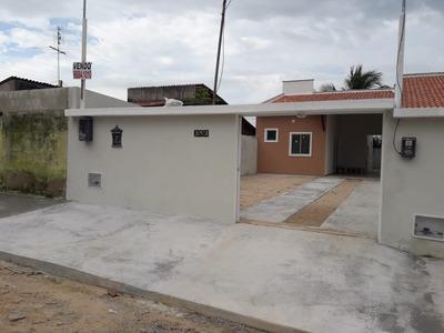 Vendo Linda Casa Plana Em Maranguape Com 3 Quartos E 84m² De