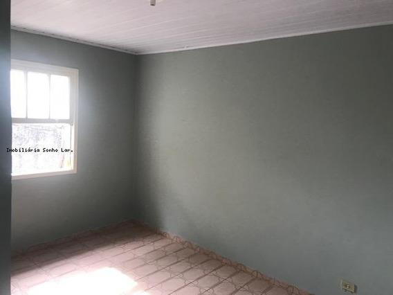 Casa Para Locação Em São Paulo, Jardim Ester Yolanda, 1 Dormitório, 1 Banheiro - 4541
