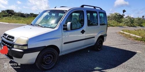 Fiat Doblo 2009 1.8 Elx Flex 5p