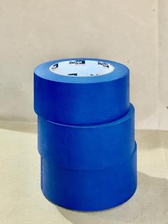 Masking Tape Azul De 48mmx50m (5 Piezas)
