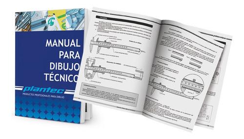Imagen 1 de 2 de Manual Para Dibujo Tecnico Plantec Cod: 9961